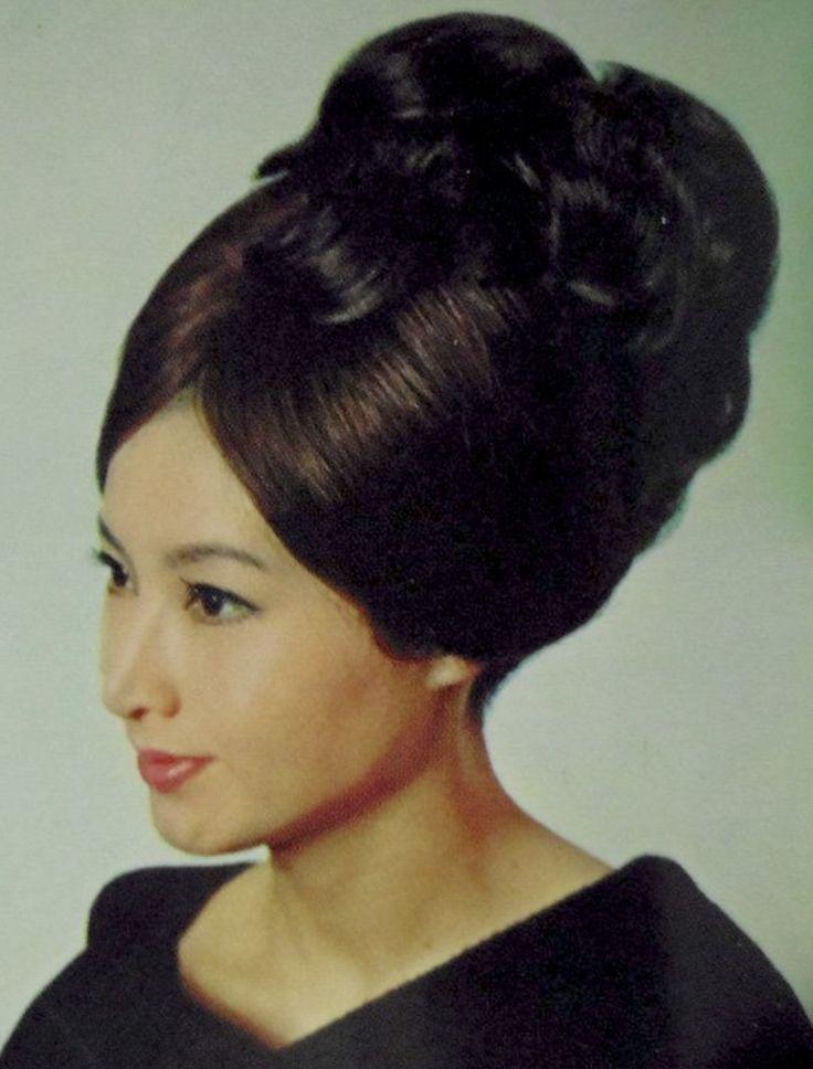 nice tall ' 1960s hair