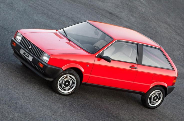 1985 SEAT IBIZA GLX