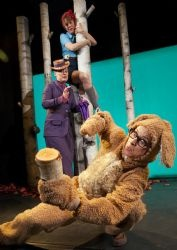 """From Teater Hund's production """"Once Upon a... REALITY"""" (2012). Photo: Malle Madsen"""