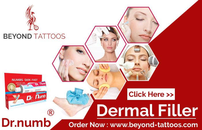 Most Trusted Numb Cream : Dermal fillers is highly effective at