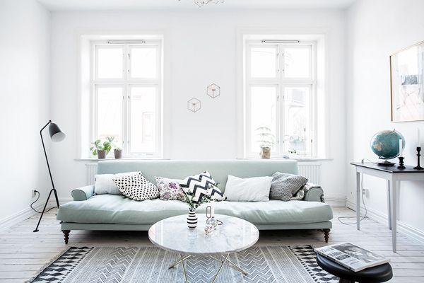 interieur on Pinterest  Stylists, Eero saarinen and Pastel