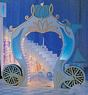 Dream Come True Theme Kit, Cinderella Fairy Tale Decorations Kit