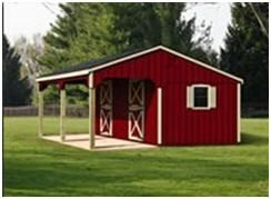 78 images about barn plans outbuildings on pinterest for Complete barn home kits