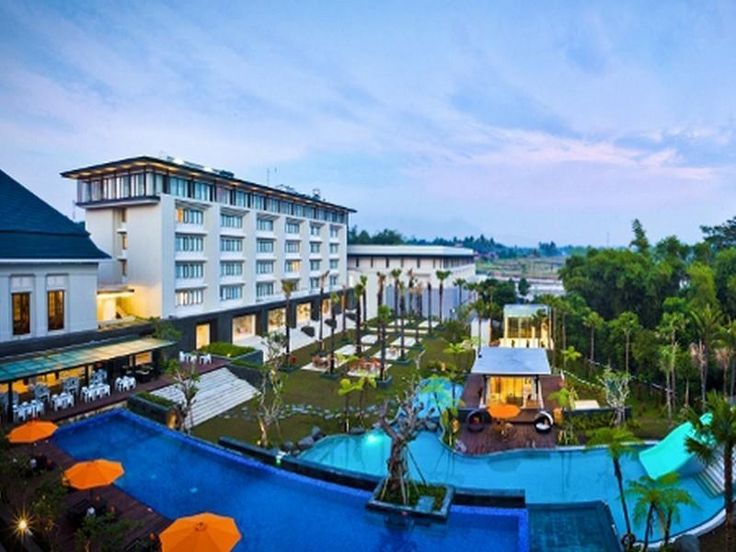 Harris Hotel Amp Conventions Malang Malang Indonesia