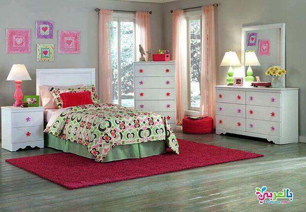 لتزيين غرف ديكورات غرف نوم بنات بسيطة