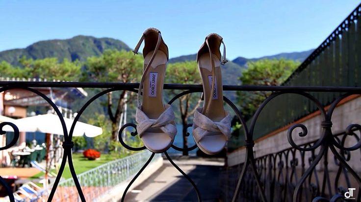 La magia di un matrimonio sul lago di Como (foto Daniela Tanzi) Www.tosettisposa.it
