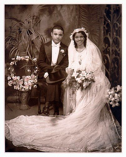 Black History Month - Harlem Renaissance Photographer - James Van Der Zee - Blackbride.com