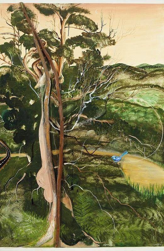 Brett Whiteley, 12 Artists, 12 Days