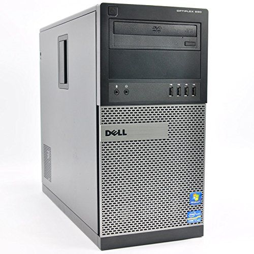 Introducing Dell OptiPlex 790 MT Desktop PC Intel Core i52400 31GHz 34GHz Turbo 8GB DDR3 DVDRW 320GB HD Intel HD Graphics Windows 10. Great product and follow us for more updates!