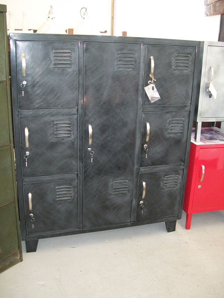 Matt Black 3*1*3 Locker by NZ Locker Shop