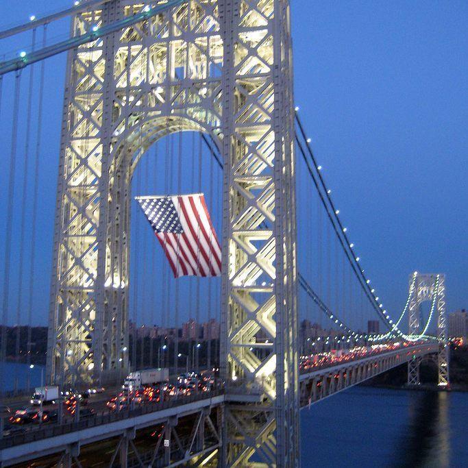 Goodnight America ���� Rest Easy. ���� Ft. Lee George Washington Bridge NJ - - - - #brotherhood #sisterhood #goodnight #truthserum #1percent #takecontrol #molonlabe #lifestyle #vigilant #doccuttingties #america  #quotestoliveby #veterans #lead #usa #quotes #motivation #proactive #lifequotes #USA #DocN #embracethesuck #sunset #trainhard #stayhungry #grindhard #goodnight  #goodnightamerica http://quotags.net/ipost/1624384430759215754/?code=BaK-QiOFAKK
