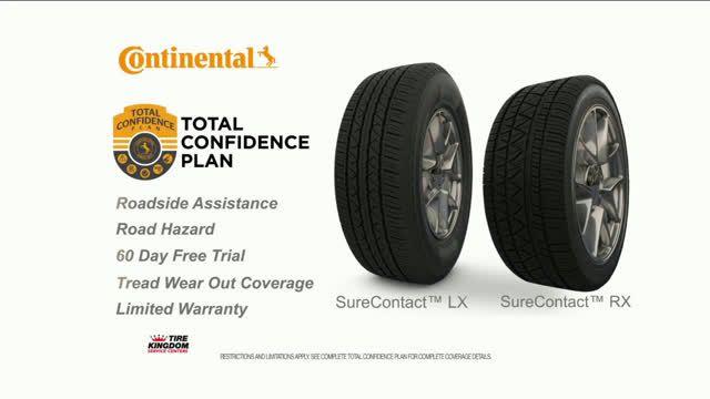 Tire Kingdom Oil Change >> Tire Kingdom Continental Tires Buy Three Get One Mail
