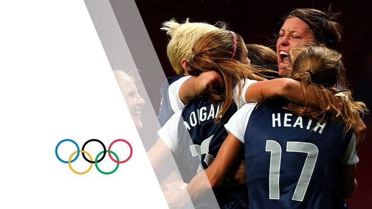 Watch the USWNT get their Gold Medals in 2012.  I know it is 3 years late to be pinning this, but this is a reminder that we can do it again next year in the 2016 Olypics!!  Go USWNT.  Japan you are a great team too.