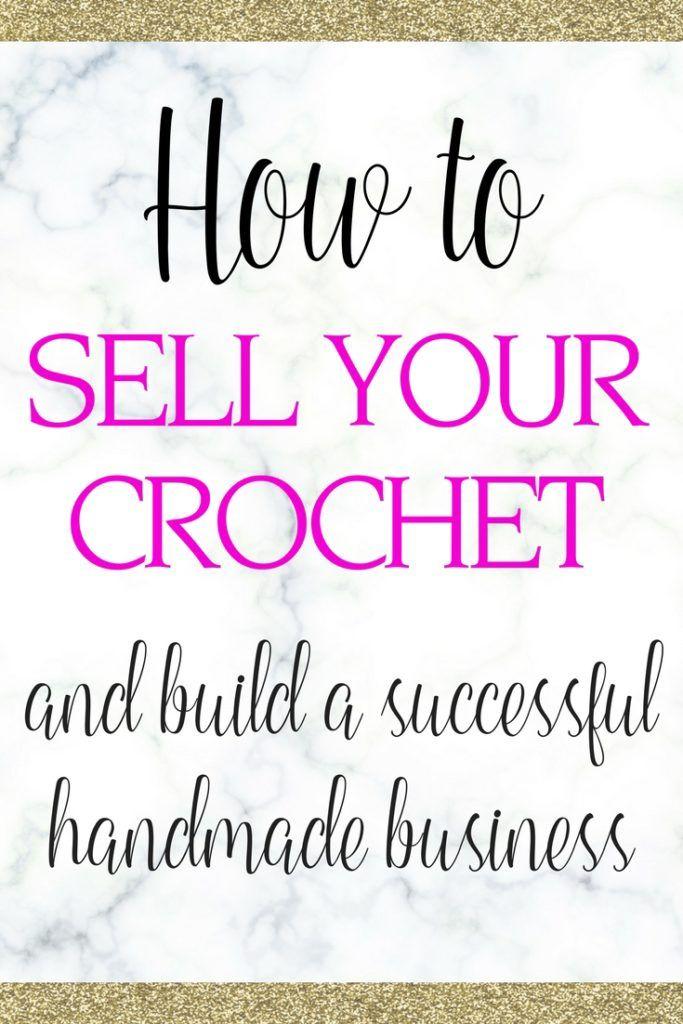 handmade crochet business
