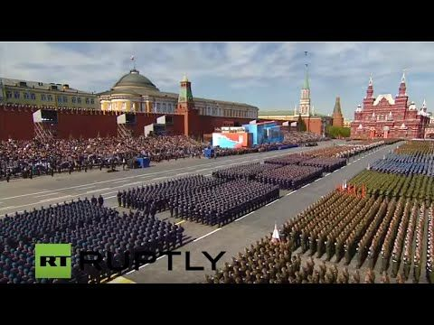 sionstar: LIVE: Moscow hosts V-Day Parade - ENGLISH.Victory Day parade May 9 2016 | MOSCOW RED SQUARE