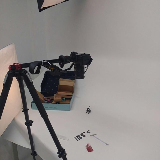 Sneak preview. Wait till you see our stop motion video! #CraftyChristmas #DIY #fungift #christmas