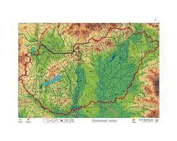 """Képtalálat a következőre: """"magyarország térkép domborzat"""""""