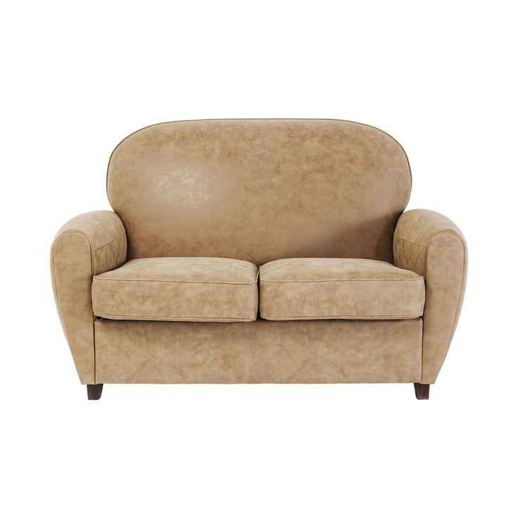 Round Terra 2-Seater Sofa • WOO Design