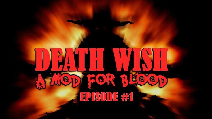 """DEATH WISH (BLOOD) - 01 - Let's Play [Deutsch] - Home Sweet Home (DWE1M1) :: DEATH WISH (MOD FOR BLOOD) :: PC MS-DOS / Ego-Shooter / Dustin """"Bloatoid"""" Twiley (2011)Schwierigkeit: """"Pink on the Inside"""" / Blind: Nein In-Game Sprache: Englisch / HD WS: Nein DEATH WISH ist eine exzellente Mod für Monoliths Spitzenshooter BLOOD. Erstellt wurde diese von einem einzelnen Modder/Designer namens Dustin """"Bloatoid"""" Twiley. Die finale Version, die über 30 komplett neue Levels in drei Episoden…"""