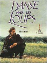 """Film """"Danse avec les loups"""" de Kévin Costner adapté du roman de Michael Blake."""