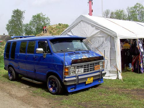 1000 Images About Dodge Ram Van On Pinterest Chevy