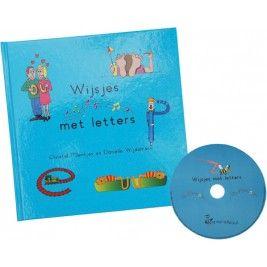 * Dit boek, inclusief cd, bevat letterliedjes van alle letters. Deze zijn gecategoriseerd in korte klinkers, lange klinkers, medeklinkers en tweeklanken. In de liedjes wordt het belangrijkste kenmerk van de betreffende letter bezongen.