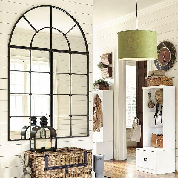 Best 25+ Window pane mirror ideas on Pinterest   Window ...