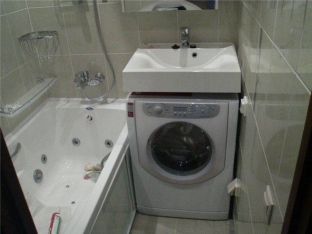 Дизайн маленькой ванной комнаты - обзор, рекомендации