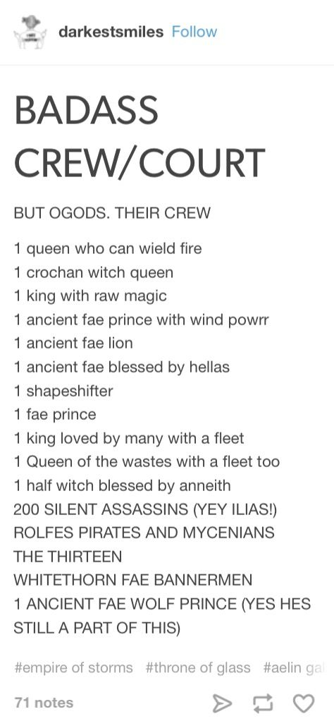 EoS spoilers YEEEAAAAASSSS BISH MORATH BETTA BE GETTIN READY CUZ WE AH #SQUADGOALZ