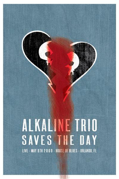 Saves The Day - Alkaline Trio