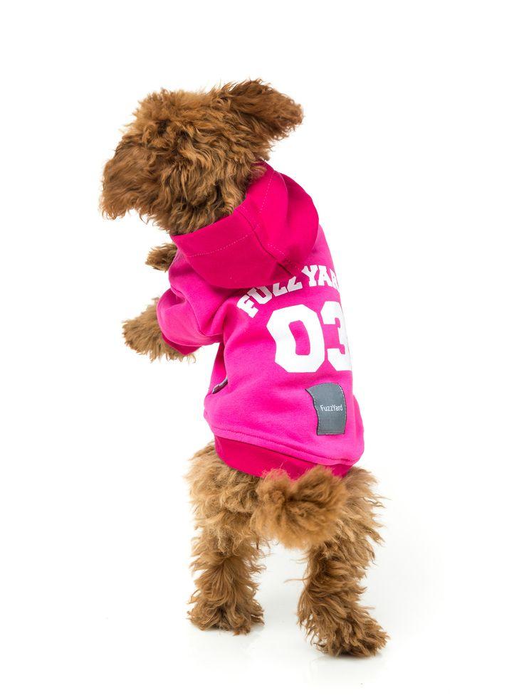 Pink '03 Hoody
