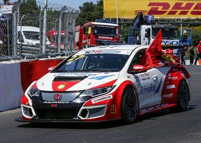 José Rodrigues, piloto apoiado pelo SL Benfica, venceu de forma brilhante em Vila Real, na sua primeira época do Campeonato Nacional de Velocidades Turismos.