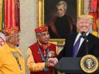 Who are the Native American code talkers?  The president honored them in a ceremony today.  ------------------------------ #news #buzzvero #events #lastminute #reuters #cnn #abcnews #bbc #foxnews #localnews #nationalnews #worldnews #новости #newspaper #noticias