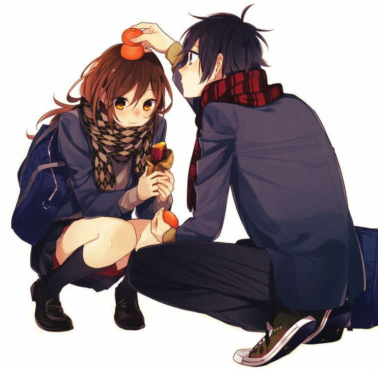 Hori Kyoko, Miyamura Izumi | Horimiya