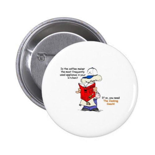 The Cooking Coach Button