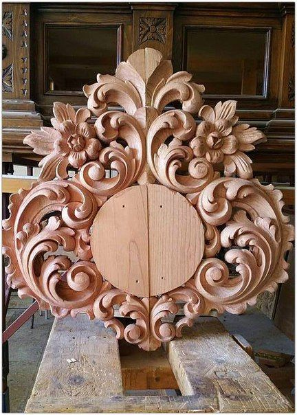 295 Best Images About Woodcarvings On Pinterest Baroque