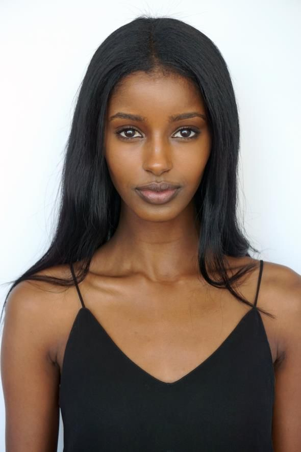 Senait Gidey is Ace's face claim except Ace usually has her hair natural as an afro