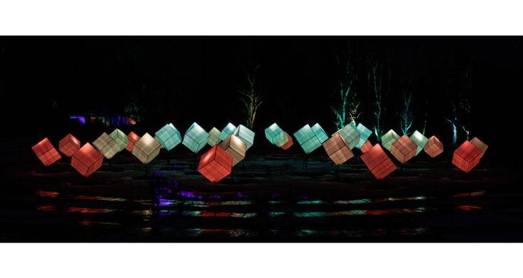 Park lights in the Grugapark (Essen) #photography #fotografie #mimamedia #maagphotography #tönisvorst #krefeld #niederrhein #grugapark #parkleuchten #lights #colorful #dice #nightphotography Find me on Instagram: @maag.photography (http://ift.tt/2m6K8Po)