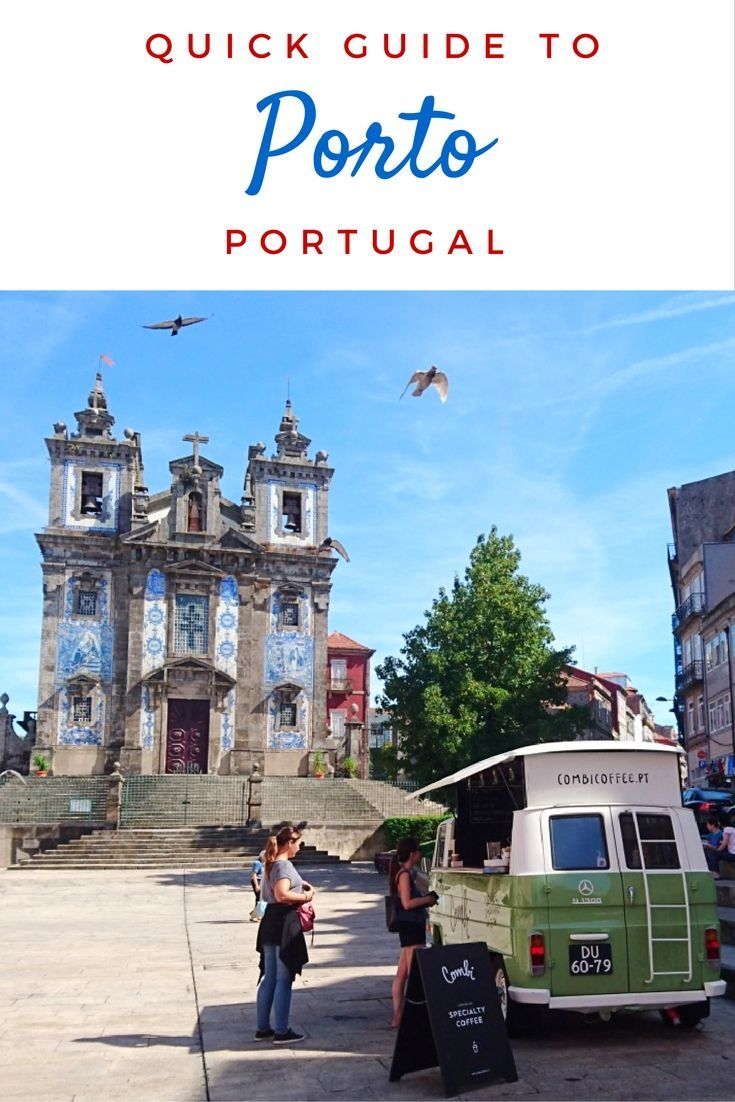 This guide will tell you everything you need to know for the perfect trip to Porto, Portugal.: