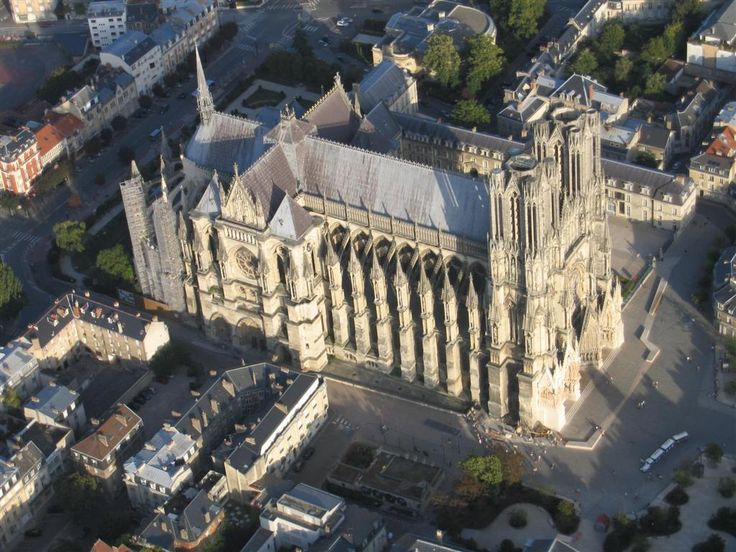 Amiens Places To See Cathedral Travel