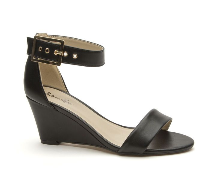 Paloma Rossi Mackenzie Wedges - Number One Shoes