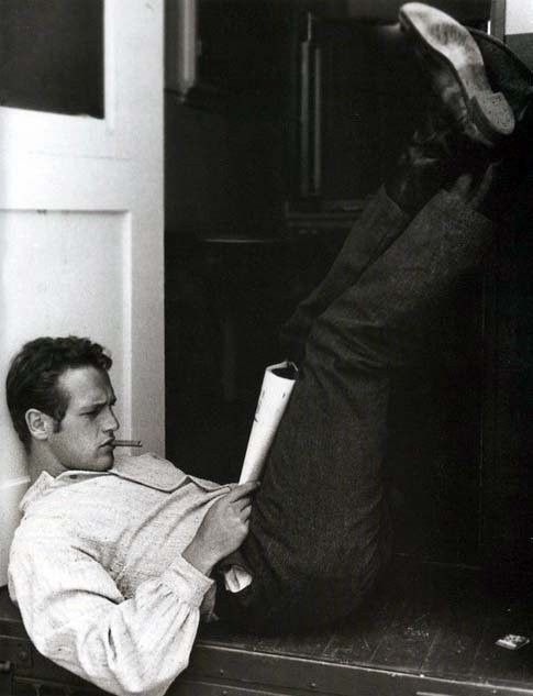 paul newman- I'd like to taste his salad dressing.... if you know what i mean