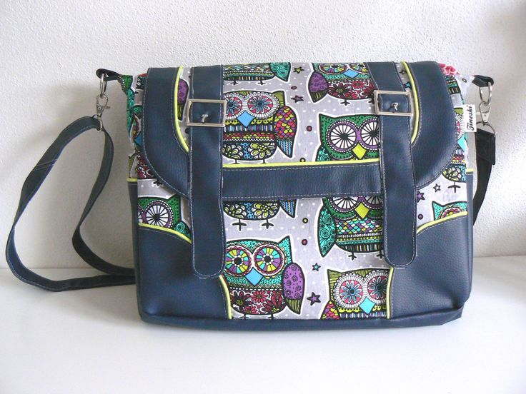 The Kennedy bag - free pattern by Sara Lawson from Sew Sweetness