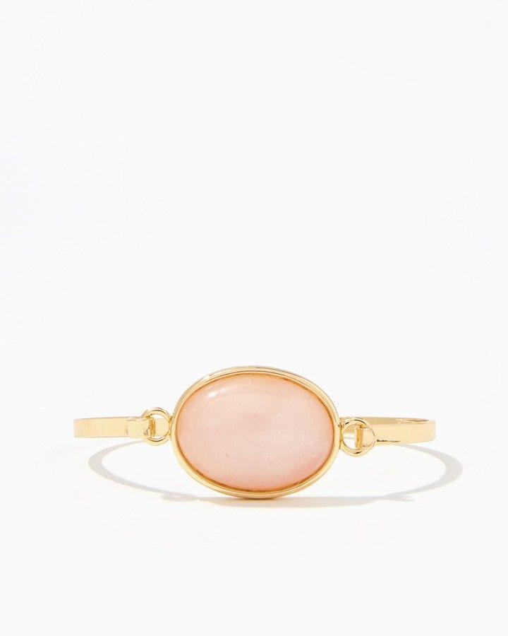 Charming charlie Tanis Stone Hook Bracelet