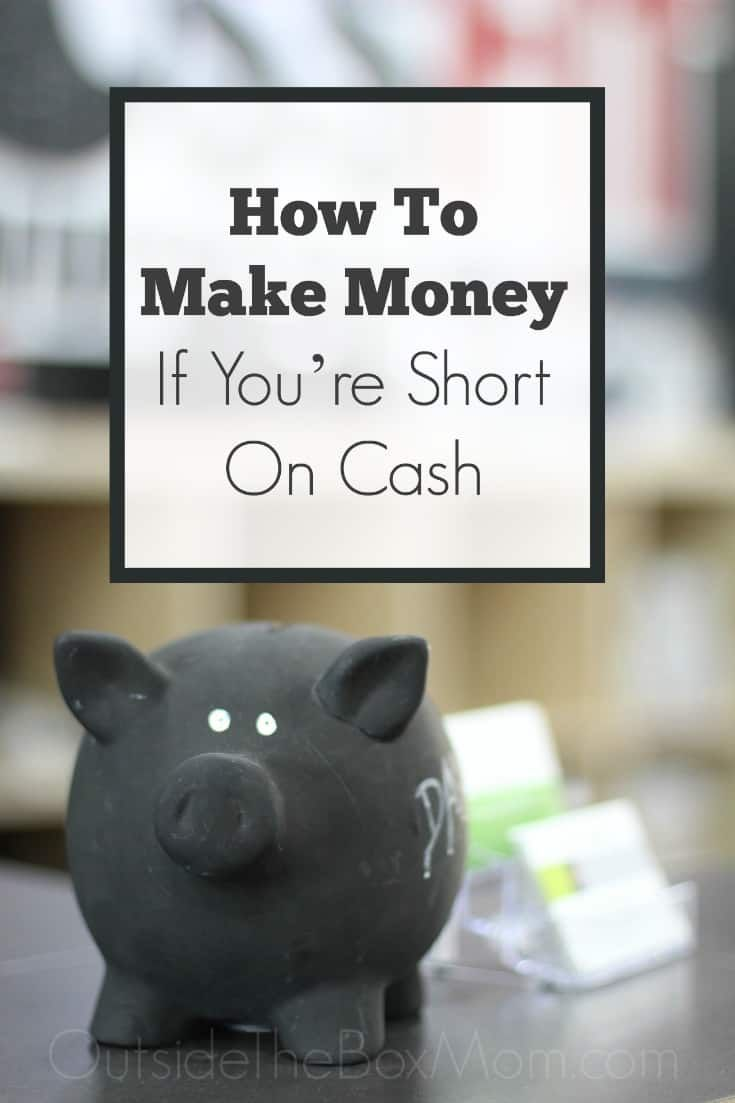 Wondering how to make money if you're short on cash? Here are four ways to earn some extra funds quickly. Sometimes, no matter how hard we try, our incoming monthly salary just can't keep up with our list of outgoing expenses. There's rent, utilities, phone, car insurance and so many other things that need to...Read More »