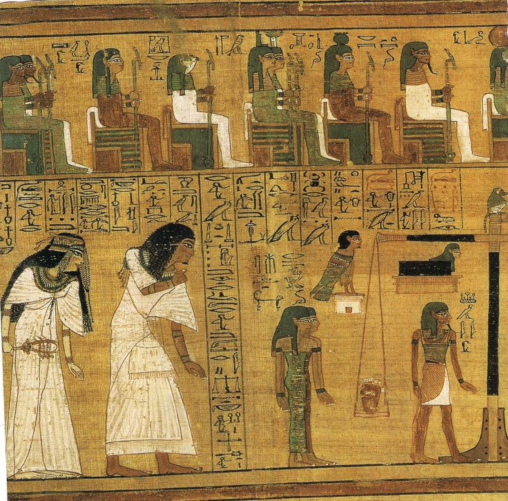 Essay/Term paper: The egyptian religion