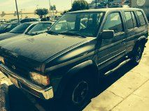 1994 Nissan Pathfinder 4x4 6 cylinder fresh out of the Police impound lot  1600. can ship anywhere nationwide 415-987-6706 220,000 miles runs great