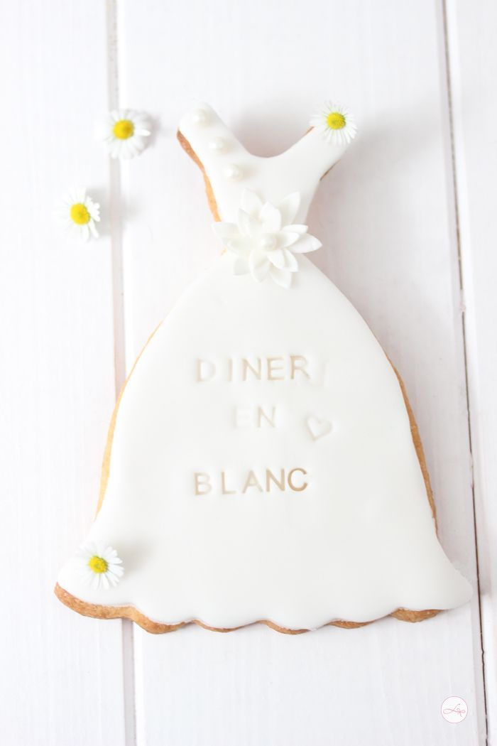 Lisbeths Cupcakes  Diner en blanc