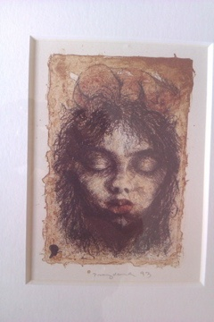 Art from Kurt Trampedach ...,,have this inside my home/ love his art;