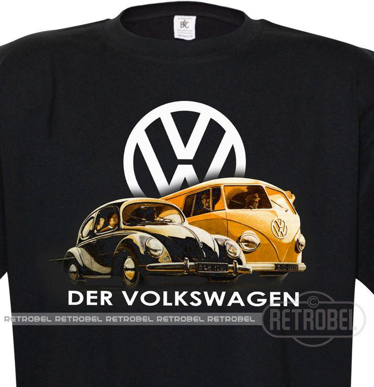 Volkswagen Beetle men's, women and couples T-shirt  https://www.etsy.com/listing/477036716
